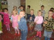 Детский день рождения в Новомосковске