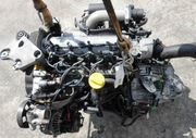 Продается двигатель Renault Laguna II по запчастям