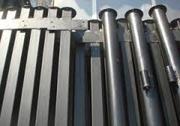 Столбы металлические в Рогачёве