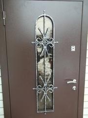 Двери межкомнатные и входные теплые с установкой и без ее.