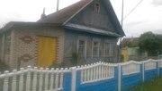 Продам дом в Рогачевском районе, а.г Тихиничи