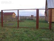 Ворота прочные с бесплатной доставкой