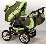Детская коляска джип - трансформер- одна из любимых мамами колясок
