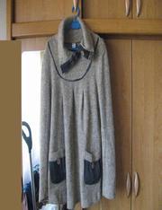 платье и кофточки для будущих мамочек 44-46 размер